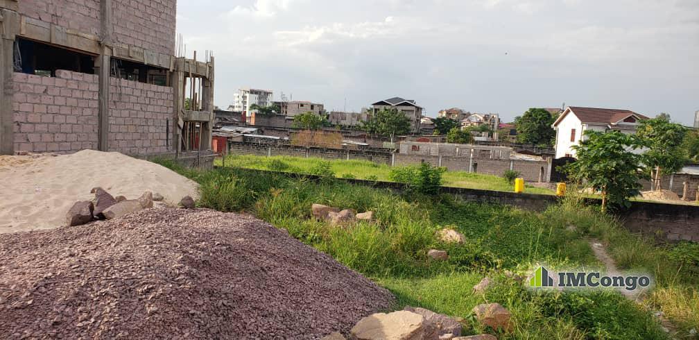 A vendre Terrain - Quartier Makelele Kinshasa Kintambo