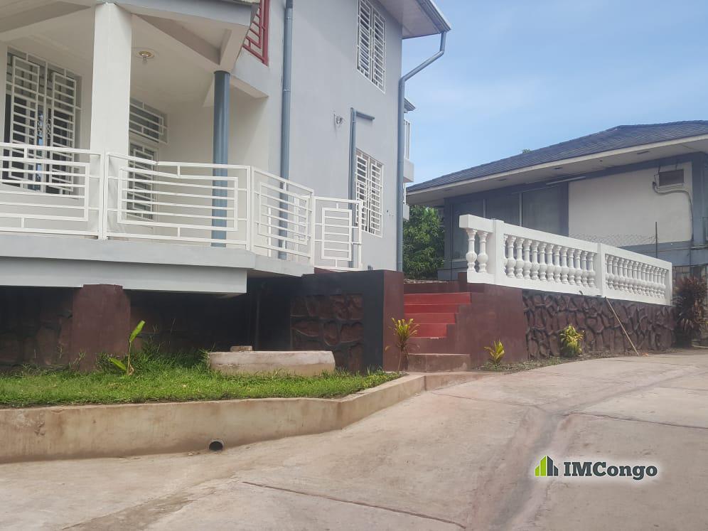 A louer Appartement - Quartier Mimosas Kinshasa Ngaliema