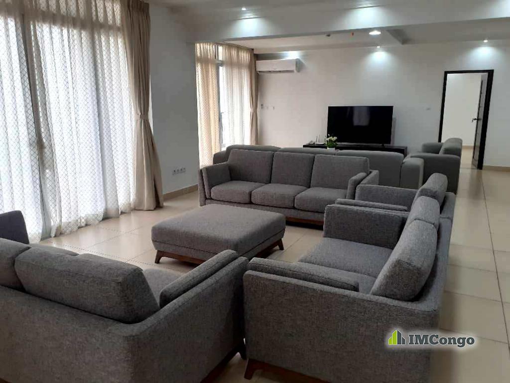 Yaku panga Apartment - Centre Ville Kinshasa Gombe