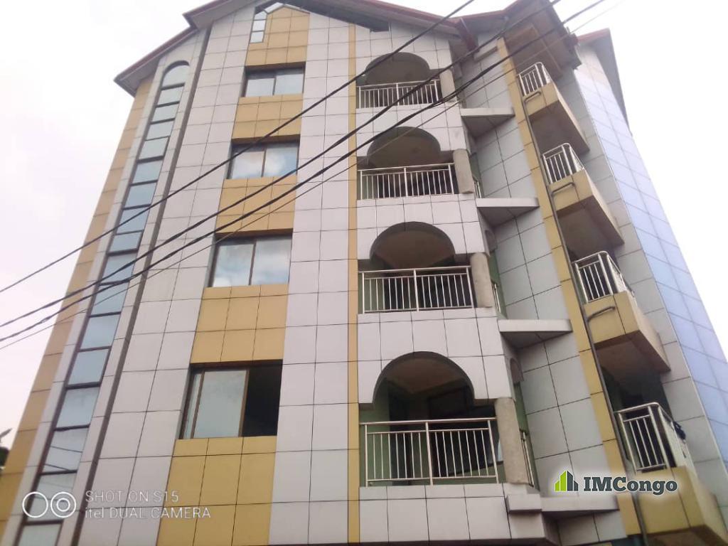 Yaku panga Immeuble  - LIMETE Résidentiel Kinshasa Limete