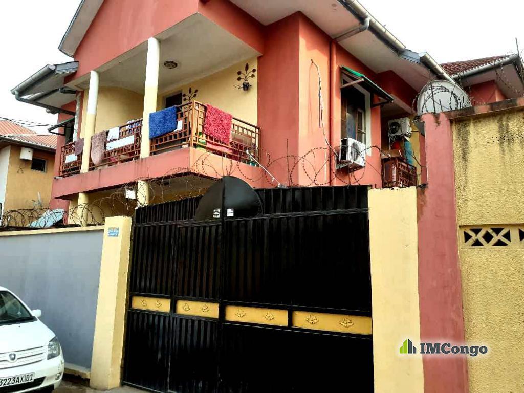 A vendre Complexe de Maisons - Quartier Météo Kinshasa Ngaliema