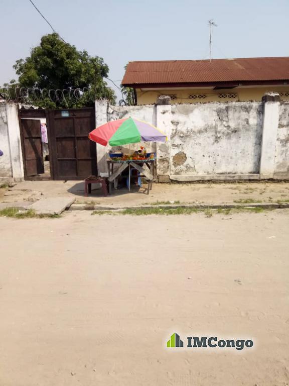 For Sale Plot - Neighborhood Matonge  Kinshasa Kalamu