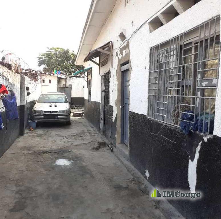 Yaku uzisha Nyumba - Mtaa Itimbiri Kinshasa Kintambo