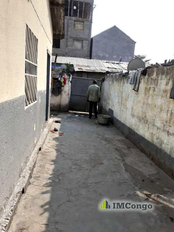 A vendre Maison - Quartier Itimbiri Kinshasa Kintambo