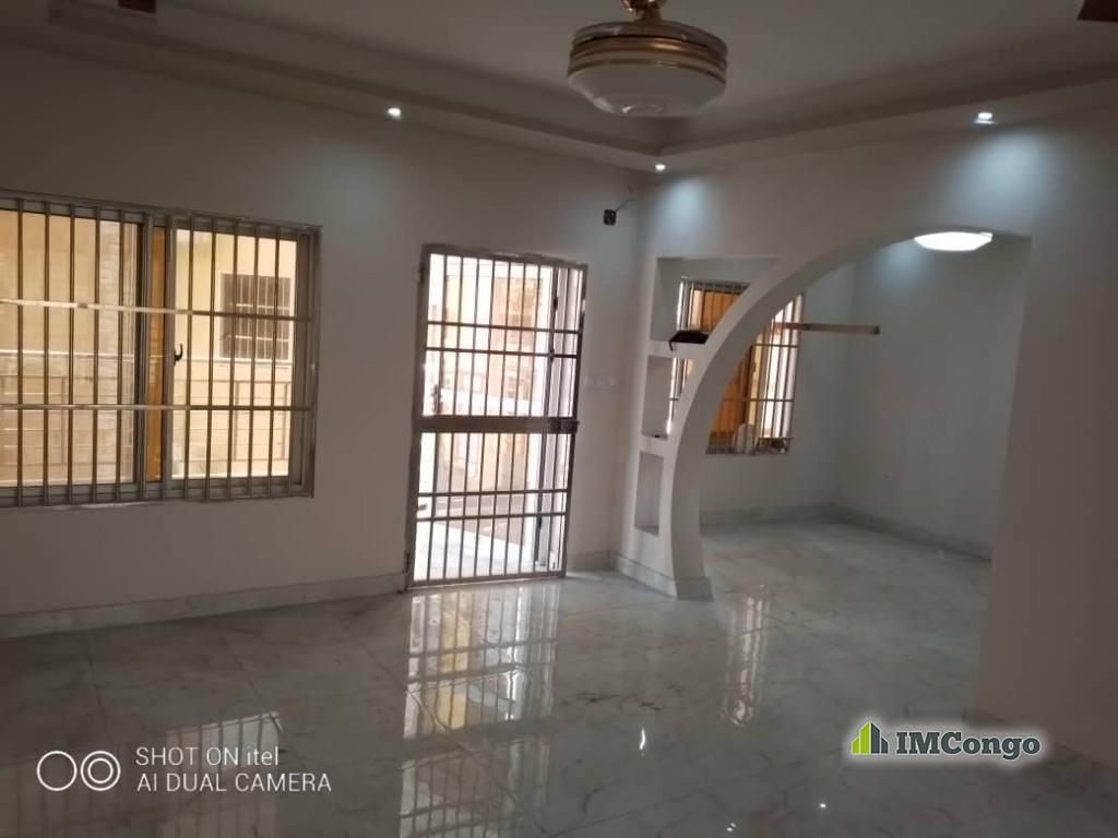 A louer Appartement - Quartier Chanic  Kinshasa Kintambo