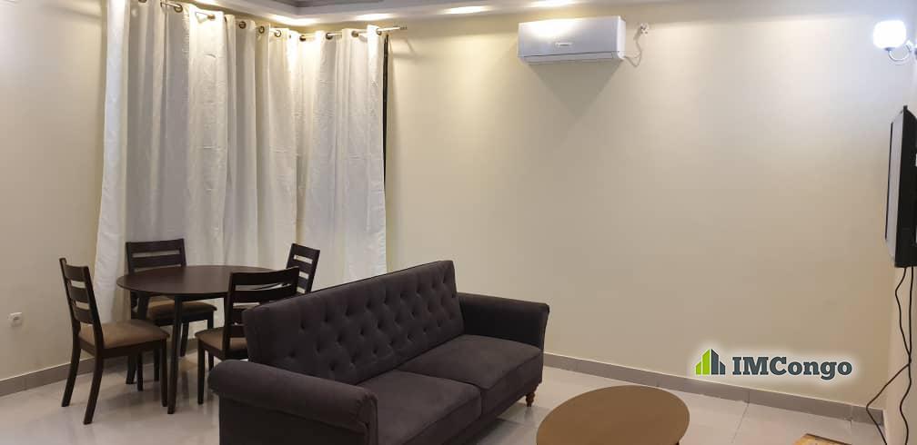 A louer Appartement meublé - Centre-Ville Kinshasa Gombe