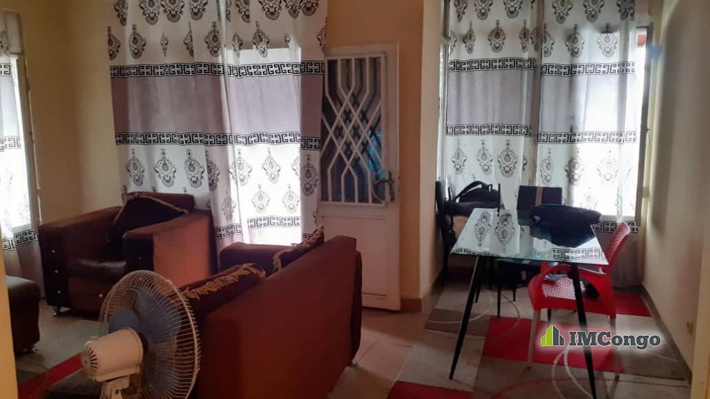 A louer Appartement - Quartier Mushi  Kinshasa Lingwala