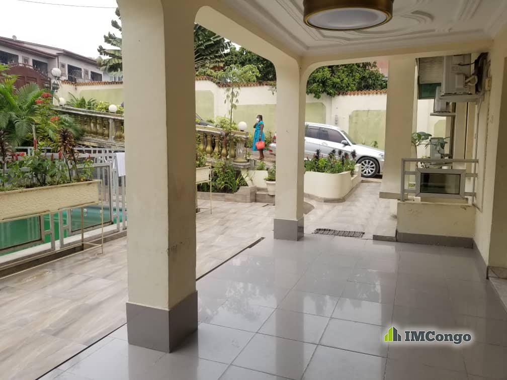 A louer Maison - Quartier Ma campagne Kinshasa Ngaliema