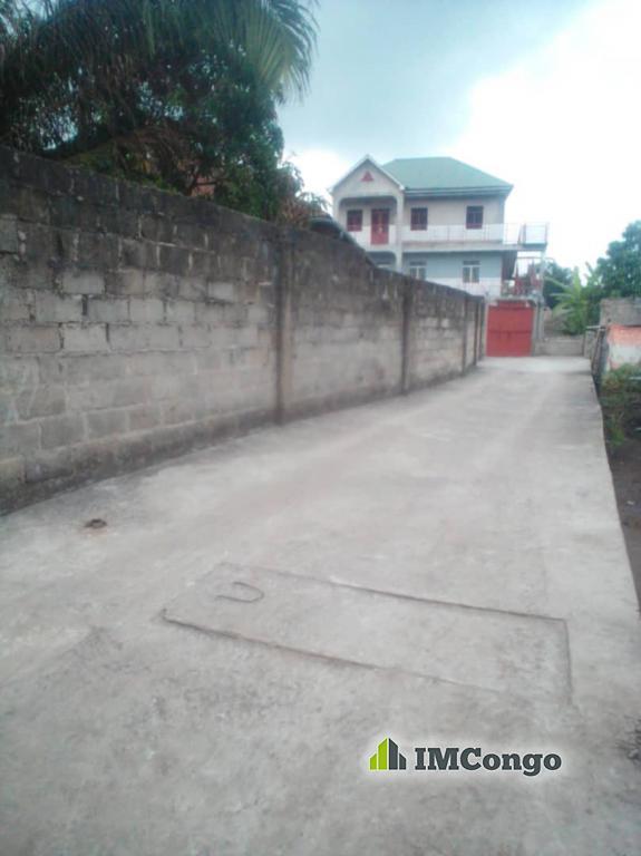 A vendre Maison - Quartier MBudi CPA Kinshasa Mont-Ngafula