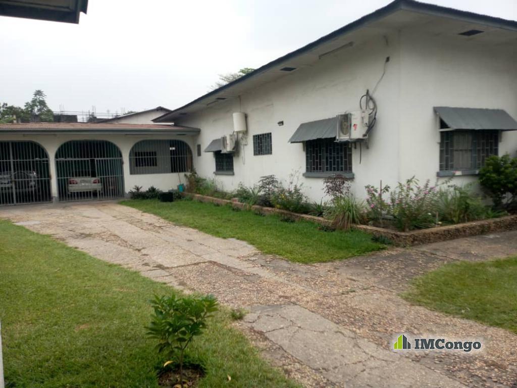A vendre Maison - Quartier Résidentiel Kinshasa Limete