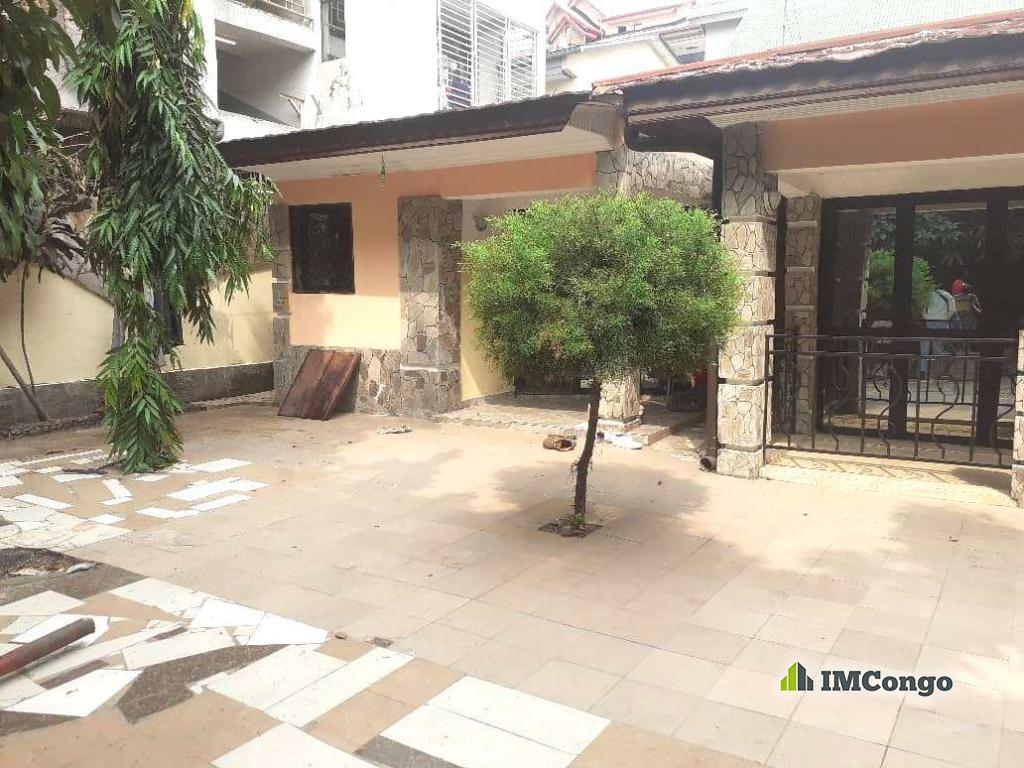 A louer Maison - Quartier Beau-Vent  Kinshasa Lingwala