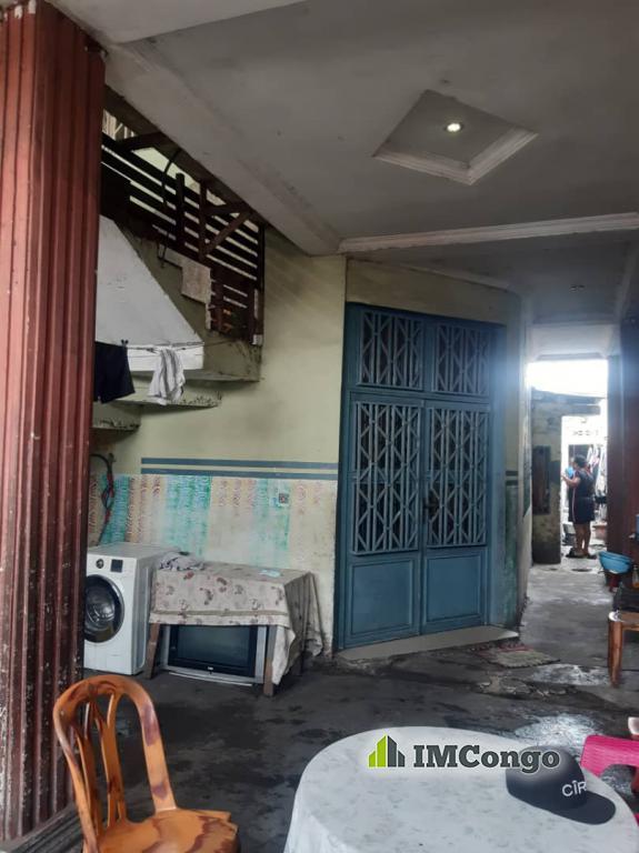 A vendre Maison - Quartier Ngiri-Ngiri Kinshasa Ngiri-Ngiri