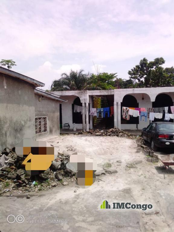A vendre Parcelle - Quartier Résidentiel Kinshasa Limete