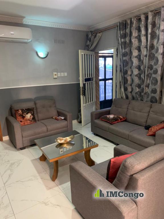 A louer Appartement - Quartier Jolie parc  Kinshasa Kintambo