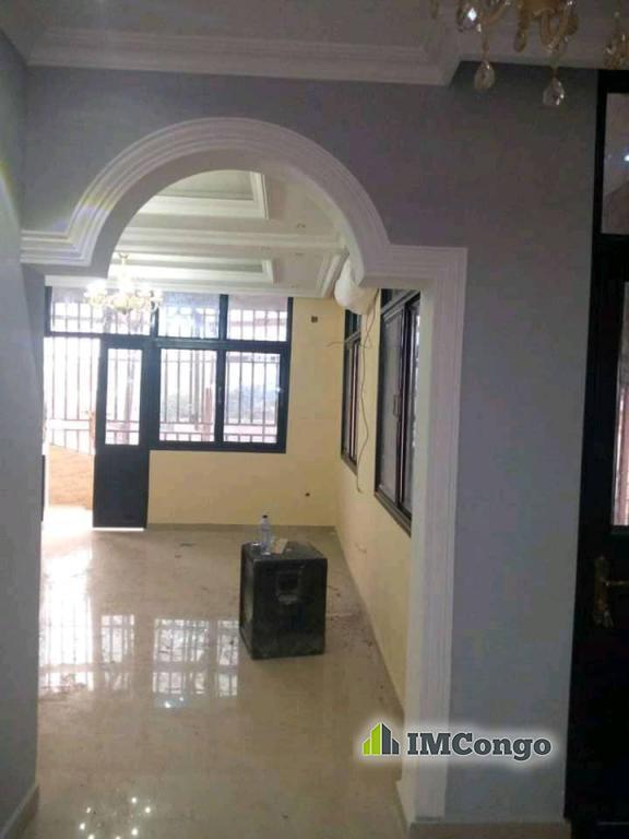 A louer Appartement - Quartier Akety Kinshasa Lingwala