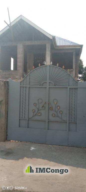 A vendre Maison - Quartier Terminus Kinshasa Lemba