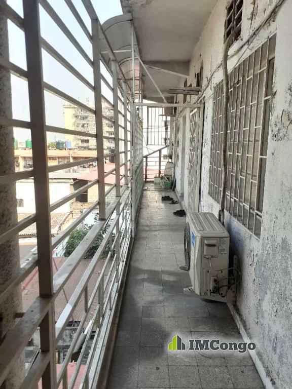 A vendre Appartement - Centre ville  Kinshasa Gombe