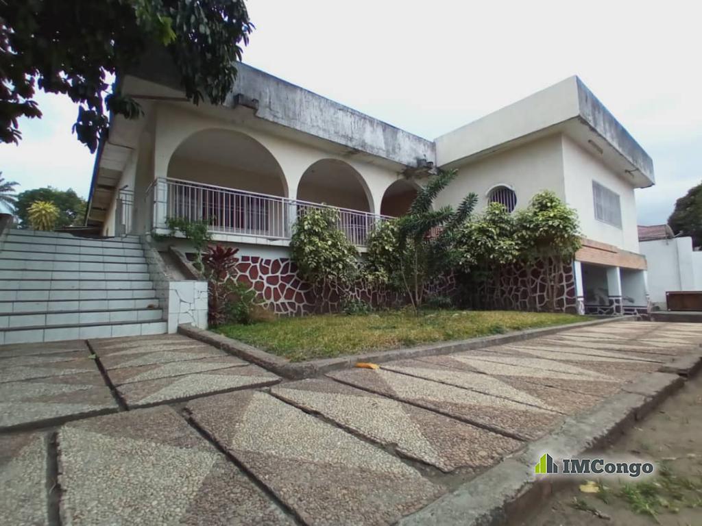 A vendre Maison  - Quartier UPN Kinshasa Ngaliema