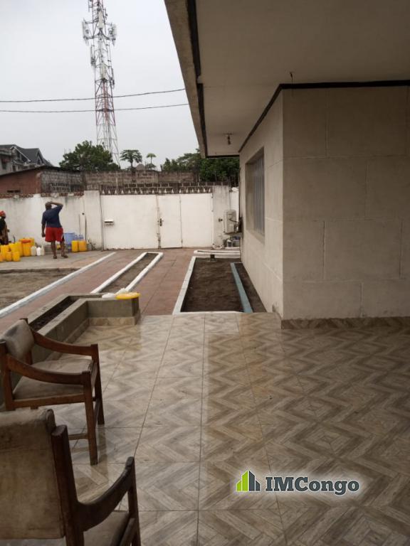 A louer Maison - Quartier Katanga Kinshasa Kasa-Vubu