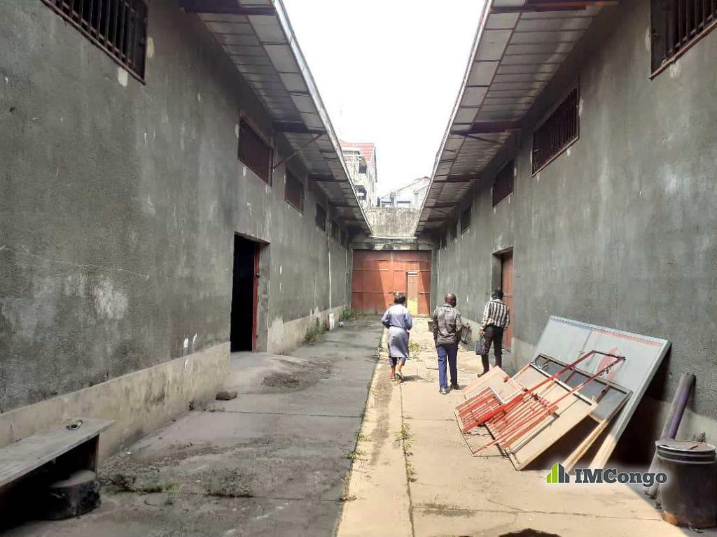 For Sale Entrepot - Centre-ville Kinshasa Gombe