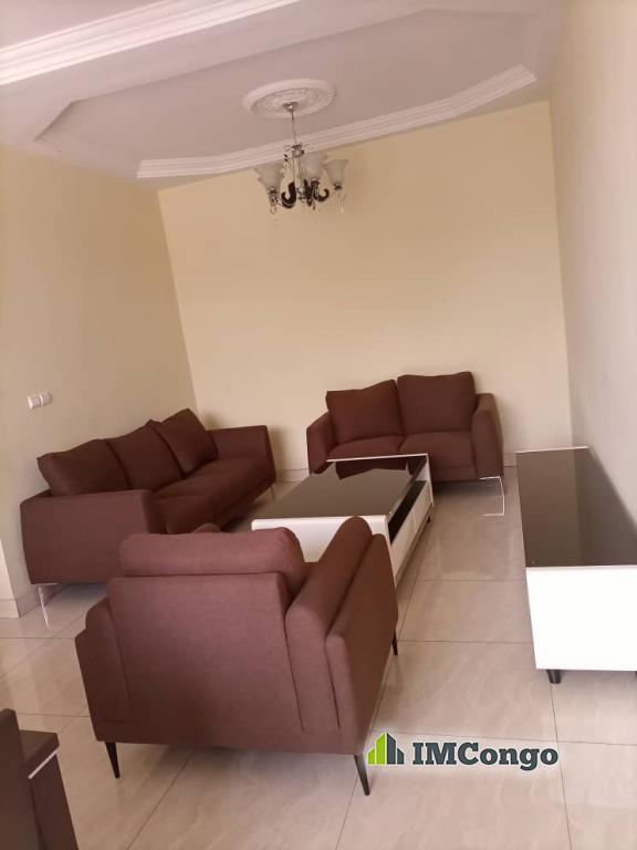 A louer Appartement - Quartier Salongo Kinshasa Kintambo
