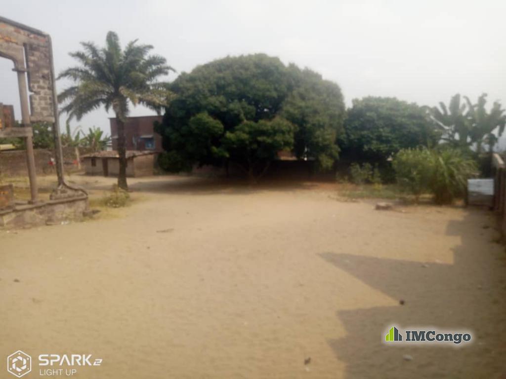 A vendre Terrain (Morcellement) - Quartier Binza-Upn Kinshasa Ngaliema