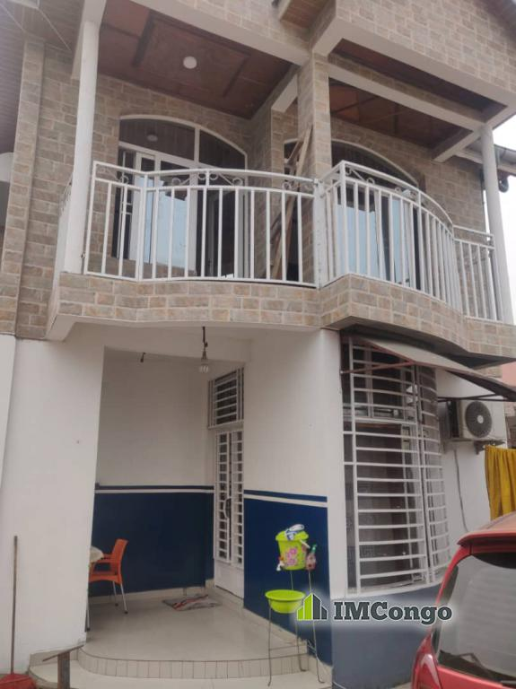 A louer Appartement - Quartier Assossa Kinshasa Kasa-Vubu