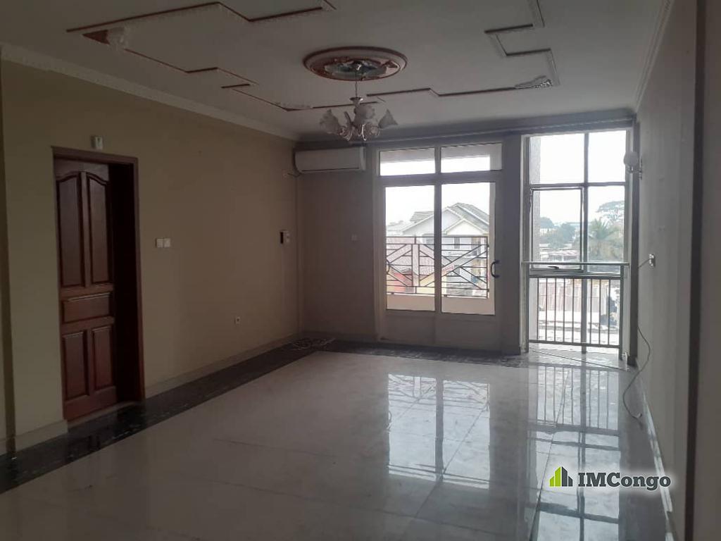A louer Appartement - Quartier Lisala Kinshasa Kintambo