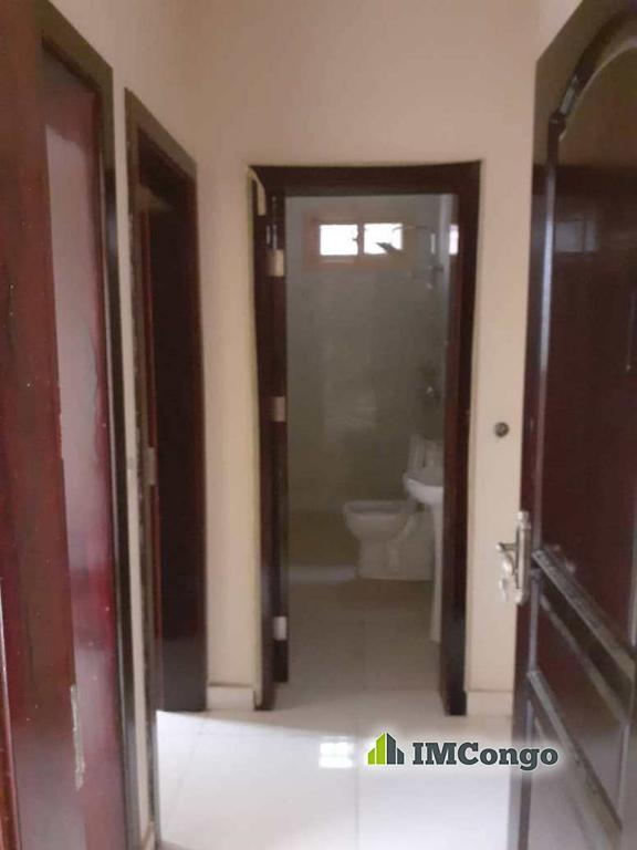 A louer Appartement Neuf - Quartier Wenze Kinshasa Kintambo