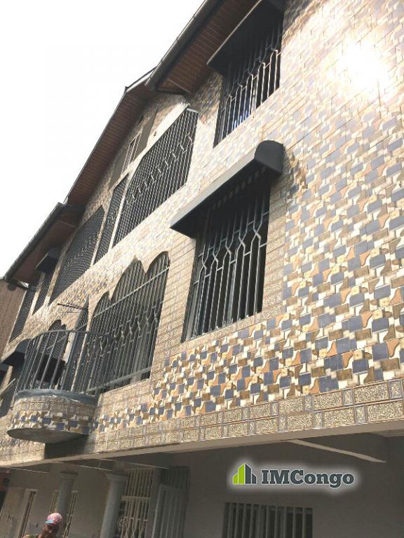 A louer Appartement - Quartier Camp riche Kinshasa Lemba