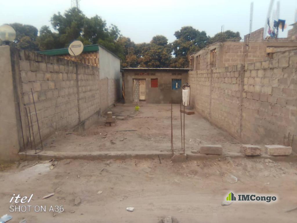 A vendre Parcelle - Quartier Industriel Kinshasa Limete
