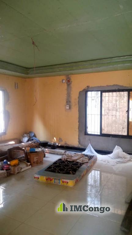 A louer Maison en Rénovation - Centre-ville Kinshasa Gombe