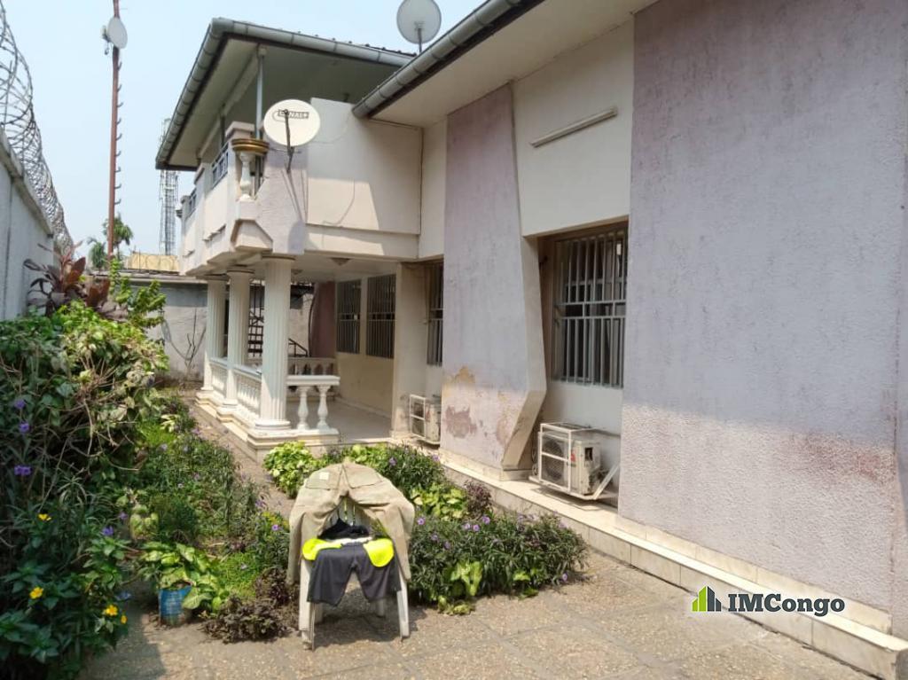 A louer Maison - Quartier Golf Kinshasa Gombe