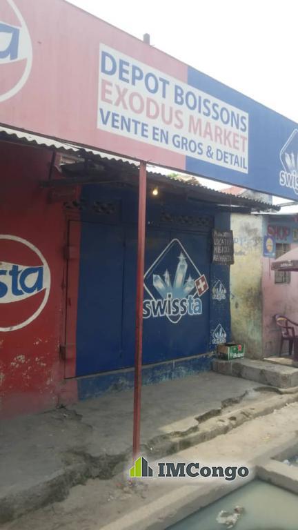 A vendre Parcelle - Quartier Salongo Kinshasa Kintambo