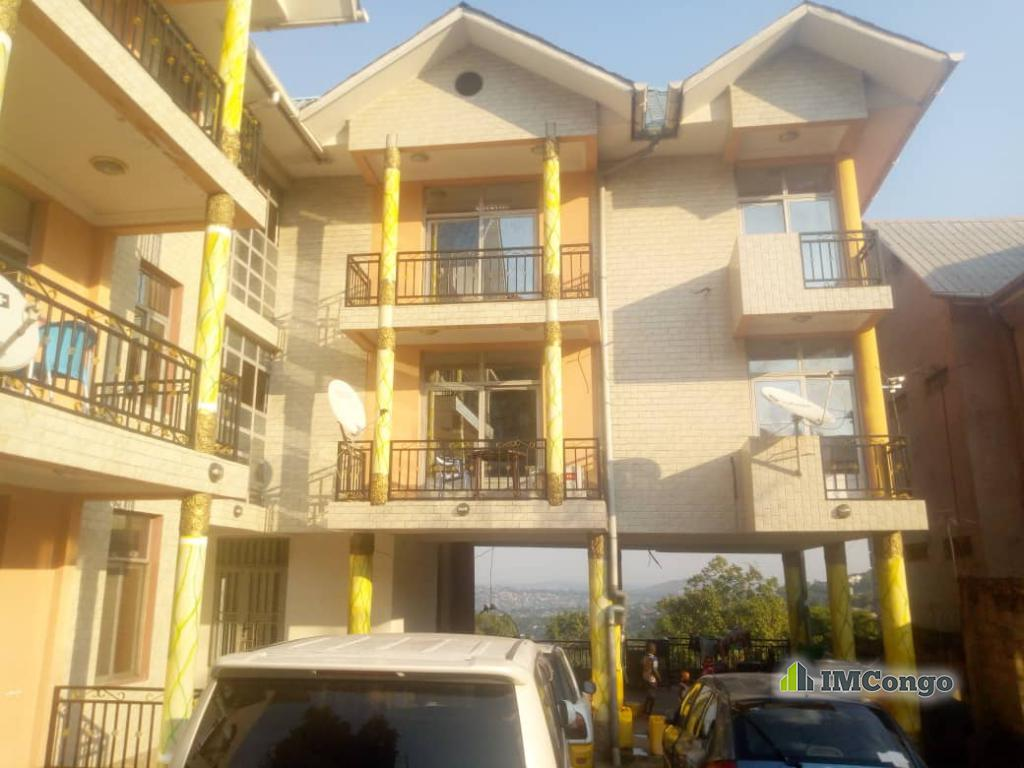 Kofutela Ndako - Quartier Binza-Upn  Kinshasa Ngaliema