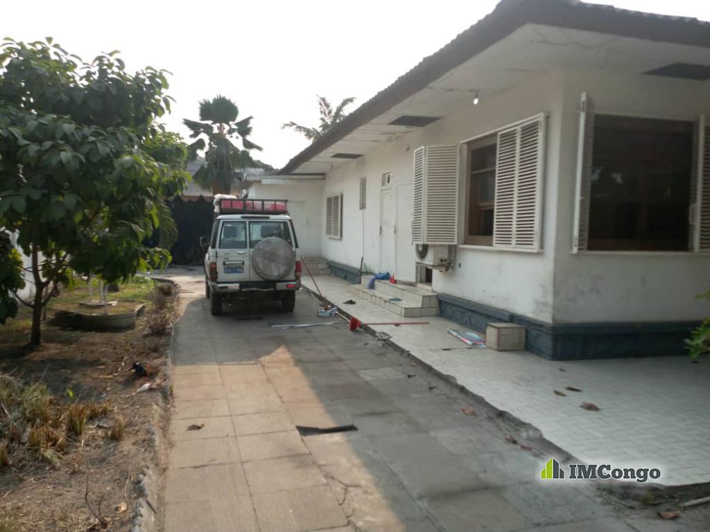 A louer Maison - Quartier Residentiel Kinshasa Limete