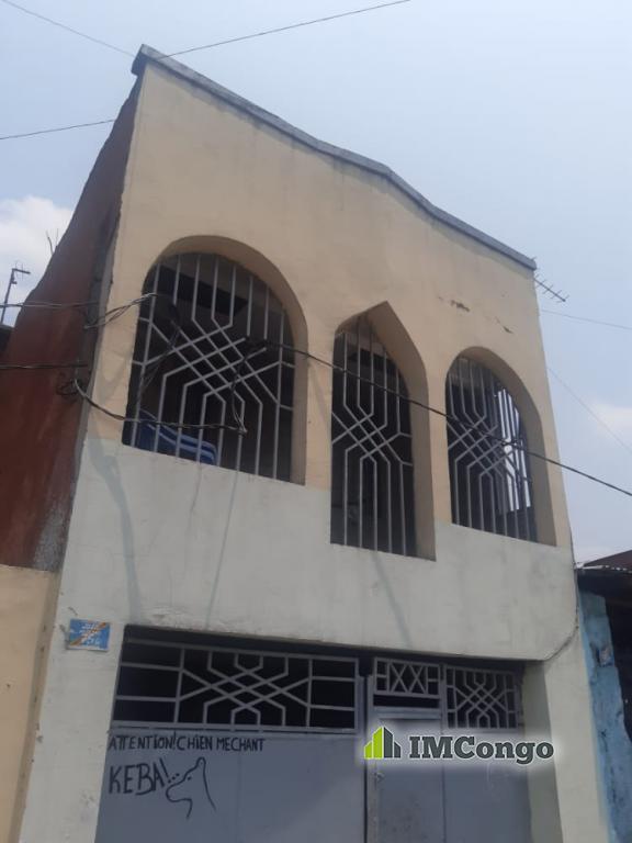 A louer Maison - Quartier Mboloko Kinshasa Matete