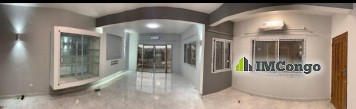 A louer Maison Neuve - Quartier Joli-Parc Kinshasa Ngaliema