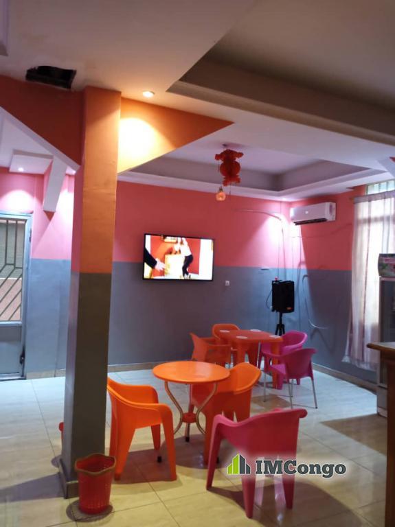 A louer Local commercial - Quartier Matonge  Kinshasa Kalamu