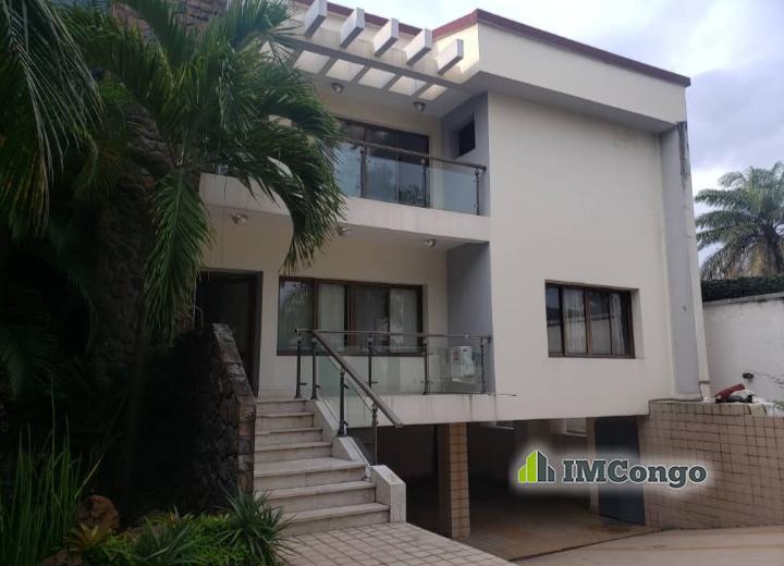 A louer Villa de standing - Centre-Ville  Kinshasa Gombe