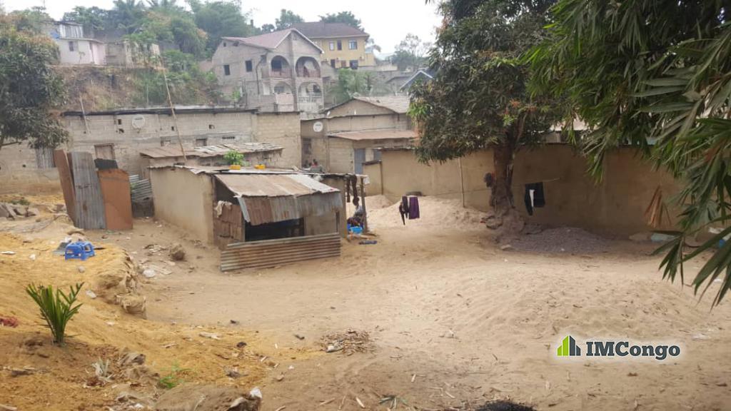 A vendre Terrain - Quartier Joli-Parc Kinshasa Ngaliema