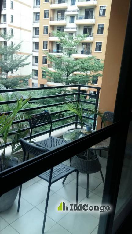 A vendre Appartement meublé - Cité Kin-Oasis Kinshasa Bandalungwa