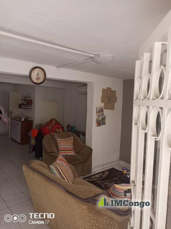 A louer Maison - Quartier Bisengo Kinshasa Bandalungwa