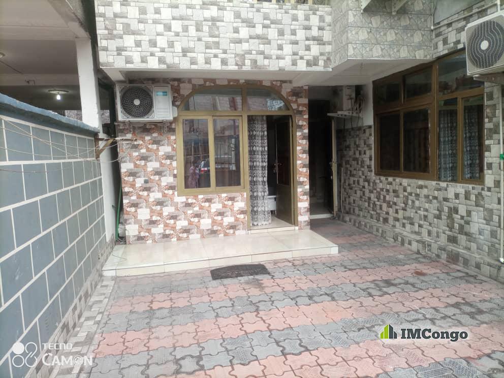 A louer Appartement meublé - Quartier Industriel Kinshasa Limete