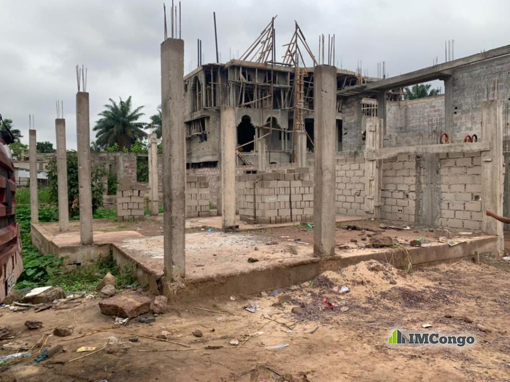 A vendre Parcelle - Quartier Mbudi Kinshasa Ngaliema