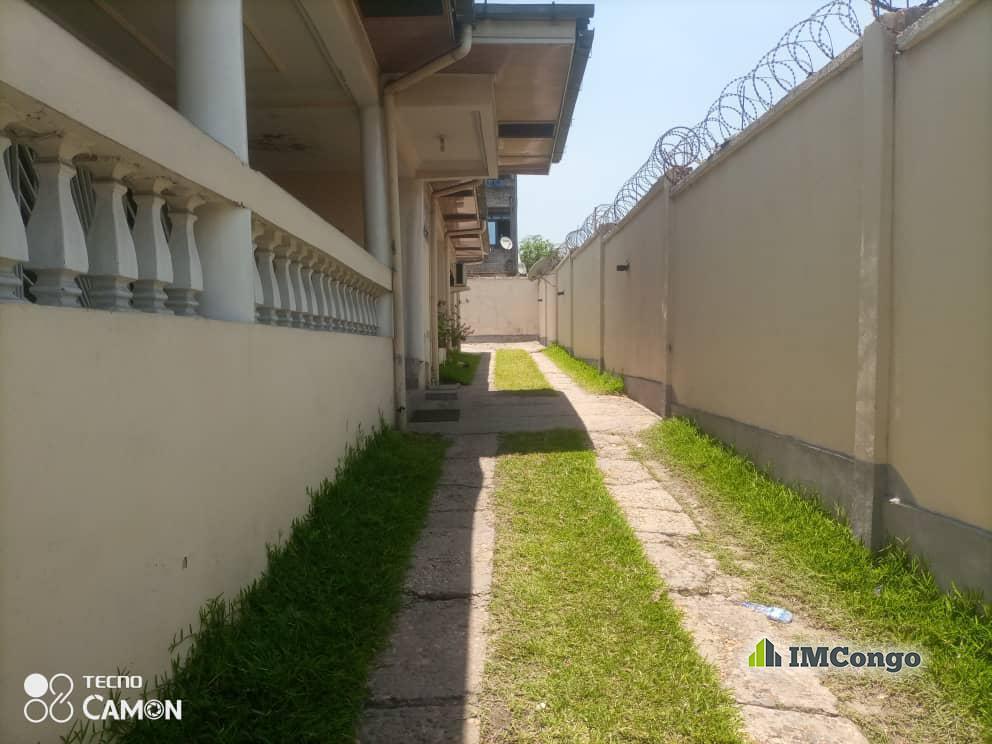 A louer Maison - Quartier Résidentiel Kinshasa Limete