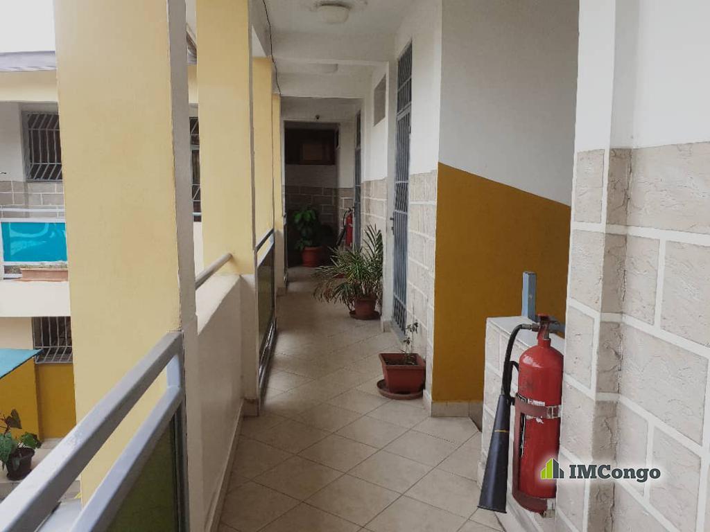 A louer Appartement meublé - Centre ville Kinshasa Gombe