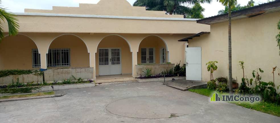 A louer Maison - Quartier Basoko Kinshasa Ngaliema