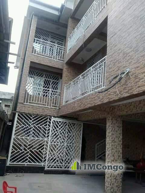 A louer Appartement - Quartier Salongo Kinshasa Limete