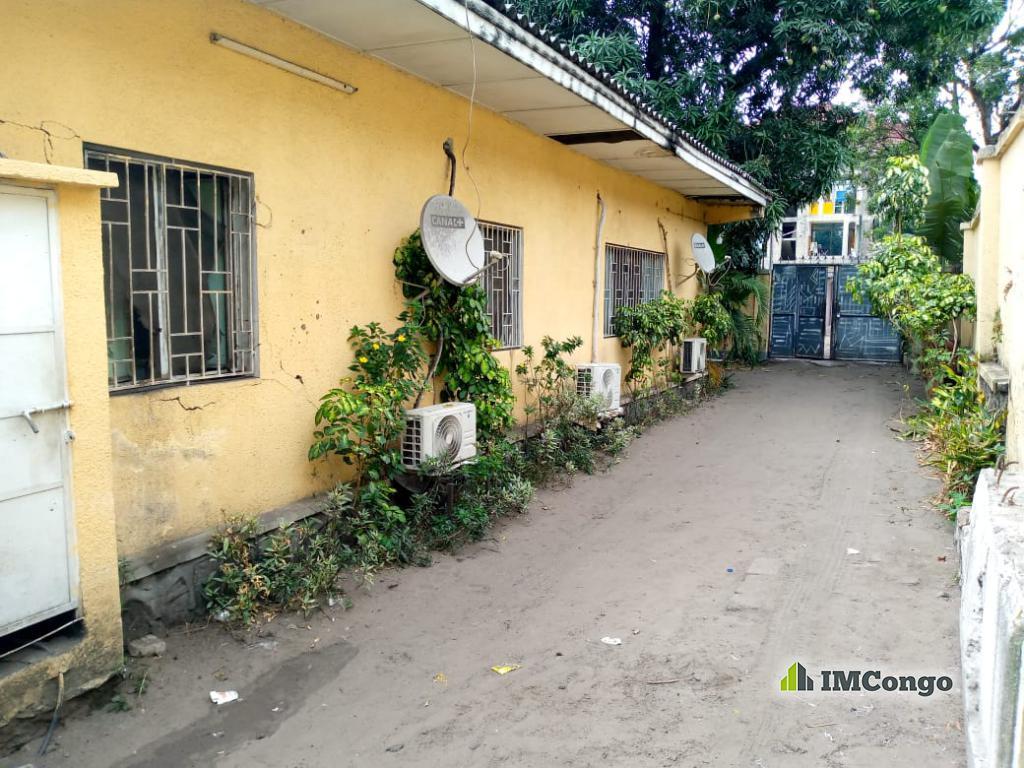 A vendre Parcelle - Quartier Salongo Kinshasa Limete